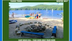 Greetings Birch Hiller's! We hope everyone is enjoying the new year! We are counting down the days until camp is back in session and can't wait to share another epic summer with all of you. To keep in touch with your camp friends and for news and updates about all things camp you can connect…