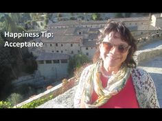 Happiness Tip from Italy: Non-judgment = Acceptance  Have you ever noticed that judging yourself and others has become an insidious habit? It's a form of criticism that rolls off the tongue unconsciously. In this short video I recorded in front of one of St. Francis' cell in Cortona, Italy I encourage you to become conscious of your own judgments, as that is the first step in transforming your life into the 'sweet life', la dolce vita.