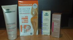 RMaría Camacho nos muestra su lote cosmética facial y corporal de Farmacia Provenza 156