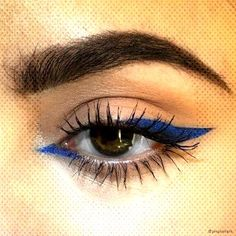 Tendance Eye Makeup 2019 – Les bleus intenses Tendance Eye Makeup 2019 – Les bleus intensesYou can find Emo makeup looks and more on our webs. Best Face Makeup, Natural Eye Makeup, Blue Eye Makeup, Emo Makeup, Grunge Makeup, Finding Emo, Best Makeup Products, Makeup Looks, Lashes