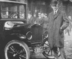 Cars of Futures Past – Ford Model T