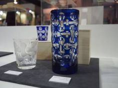 """Tokyo Teshigoto, a project by the Tokyo Metropolitan Small and Medium Enterprise Support Center, proves that bureaucrats have style despite the ill-conceived """"Cool Japan."""" The initiative promotes 40 traditionally crafted products — including kiriko glassware, shippo cloissone, woodblock prints and hand-bound brushes."""