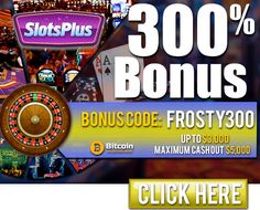Free Chip at Slots Plus Casino Claim $25 Free Chip Grab $25 Free at Slots Plus! Play your no deposit bonus on any number of new slots like 'Sweet 16' or 'Gemtopia', video poker or table game selections. For a limited time only! Register a new player account at Slots Plus Enter [...] Martinez Dario ...  #casino #slot #bonus #Free #gambling #play #games