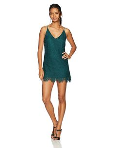 Speechless Women's Lace Slip Dress (Junior's) >>> Check this awesome product by going to the link at the image. (This is an affiliate link) Lace Slip, Junior Dresses, Dress Brands, Fashion Brands, Topshop, Rompers, Awesome, Link, Check