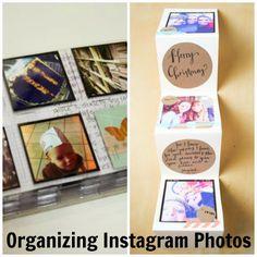 Tips & Ideas on Organizing Photos