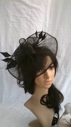 260 Best Beautiful Fascinators images in 2019  e80071ffd4dd