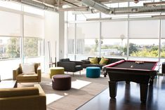 Google/YouTube's New Beverly Hills Office