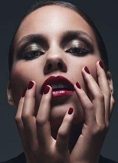 """Major Keys""   Model: Alecia Keys, Photographer: Mario Sorrenti, W Magazine, June 2011"