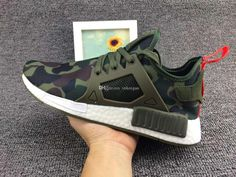 7a288ffad92e3 2019 Men And Womens NMD XR1 Duck Camo 2016 Runing Shoes From Vekeegan