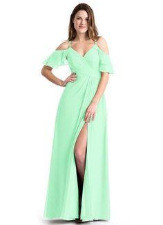 5ca5088ad0b1 Azazie Dakota Azazie Bridesmaid Dresses