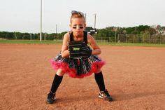 Softball pictures  She made it so easy!