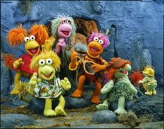 Fraggle Rock Cartoon Photos