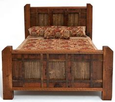 Rustic Bedroom Furniture, Log Bed, Mission Beds, Burl Wood Furnishings, Log Cabin Bedroom Furniture Source by ebroherd Furniture, Barnwood Furniture, Barnwood Bed, Cabin Furniture, Rustic Furniture, Rustic Bedroom Furniture, Furnishings, Rustic Bedroom, Reclaimed Wood Headboard
