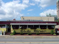 Club Diner Lowell Massachusetts