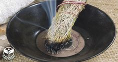 "This ancient and sacred practice called smudging by some Indigenous American cultures is a practice where one burns herbs and plant resins in a ceremonial atmosphere. They believe that the smoke ""unlock the plant's spirit"". In this way one can cleanse the location and people of any unwanted energies that may be lingering when wafted…"