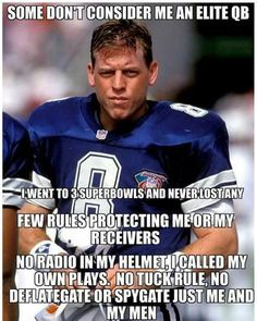 Troy Aikman a real American hero and just one of the triplets