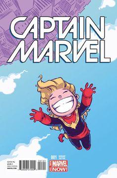 Captain Marvel (2014) #1