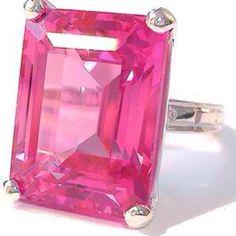 Hot Pink Ring #Pink