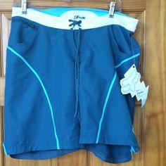 Fox Racing shorts Ladies fox racing shorts still new with tags. Has padding for the lady parts. Fox Shorts
