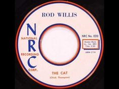 Rod Willis - The Cat  ~  Halloween Rockabilly