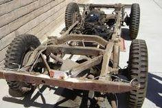 Vue clat e et nomenclature chassis willys mb jeep m g for Nomenclature icpe garage automobile