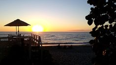 Come visit us at The Pearl Beach Inn for World Class Sunsets on our Sunset Deck!