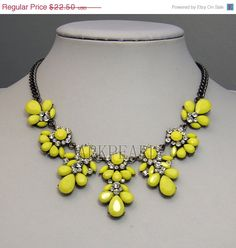 ON SALE 2013 new bubble necklacebeadwork necklacebib by Arkpearl, $20.25