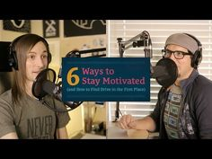 How to Stay Motivated http://seanwes.com/149