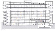 Obra: Edifício Modesto Carvalhosa (Prédio T)   Arquitetos: Francisco Spadoni e Lauresto Couto Esher   Concluído: 2006 http://vitruvius.com.br/revistas/read/projetos/08.086/2881