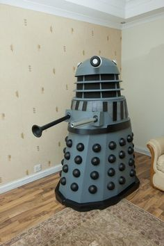 A must-buy for any young Dr Who fan's bedroom!