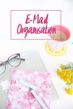 mein feenstaub – DIY, Deko, Design: 7 Tipps zur E-Mail-Organisation