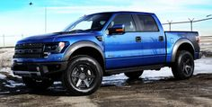 SUPERCHARGED RAPTOR BY DAVENPORT MOTORSPORTS
