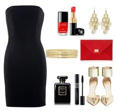 """Sans titre #2"" by naiima-attoumanii ❤ liked on Polyvore"