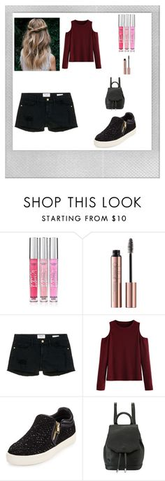"""""""Sin título #167"""" by accp06 ❤ liked on Polyvore featuring Polaroid, Victoria's Secret, Frame Denim, Ash and rag & bone"""