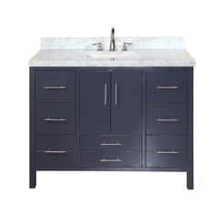 "Found it at Wayfair - California 48"" Single Bathroom Vanity Set"