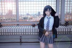 Darling in the FranXX cosplay Ichigo Cosplay, Anime Cosplay, Cosplay Tumblr, Cosplay Girls, Zero Two, Darling In The Franxx, Cute Asian Girls, Anime Figures, Yuri