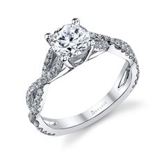 """Criss Cross Engagement Rings -  You may or may not be staying together as a couple, either of the two has its own connection issues; if you do not live as a couple, the sensation of loneliness that surges through your heart each time your partner states that the words """"good bye"""" following a..."""