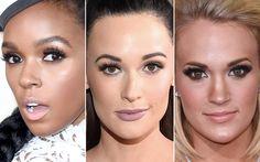 Janelle Monáe, Kacey Musgraves e Carrie Underwood -  Grammy 2016