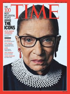 ruth-bader-ginsburg-time-100-influential-people. Article by Anton Scalia