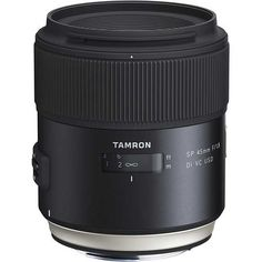 Nikon DSLR shooters will love this 45mm prime lens - Tamron SP 45mm F/1.8 Di VC USD Lens