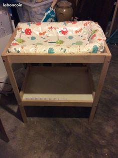 Bonjour Je Vends Une Table A Langer Ikea Avec Son Coussin Et Un Transat Egalement Lensemble Tres Peu Servi Est Comme Neuf