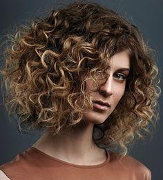 medium natural hairstyles - medium length hairstyle for curly hair