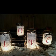 Romantic Candle Ideas For Valentine's Day