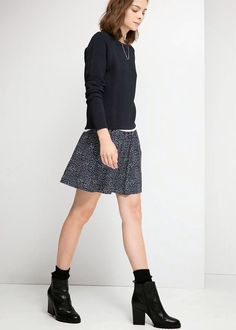 Exclusive Pre Fall Skirts For Western Girls By Mango From 2014  -  WFwomen ☻  ✿  ✿