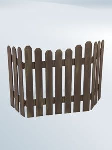 Picket Fence Prop