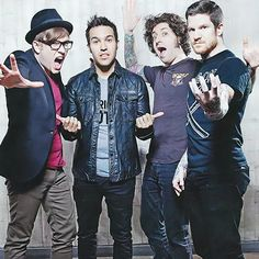 The Songs of Fall Out Boy. Oct 30 & Nov 13.