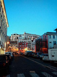 Lisbon, Times Square, Street View, Travel, Voyage, Viajes, Traveling, Trips, Tourism
