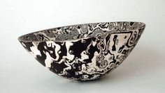 Rocking Bowl by Ben Davies at Ceramics in the City