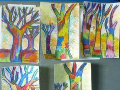 arbres selon Vlamink