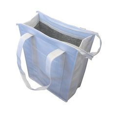 786d445a7f NWB015 - Non Woven Cooler Bag with top zip closure - Star Promotions Promotional  Bags